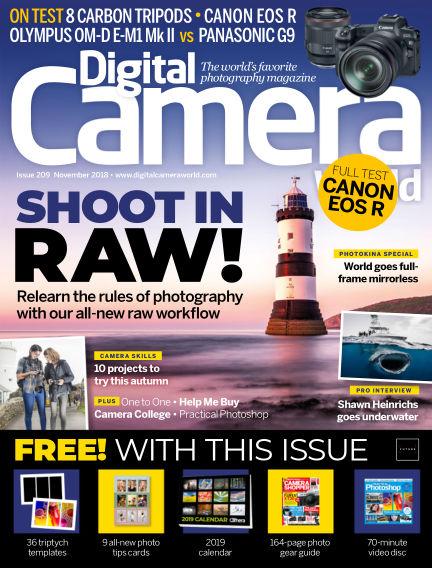 Digital Camera World October 19, 2018 00:00