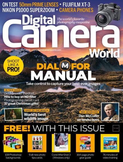 Digital Camera World November 16, 2018 00:00