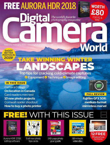 Digital Camera World January 11, 2019 00:00