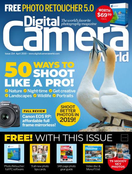 Digital Camera World March 08, 2019 00:00
