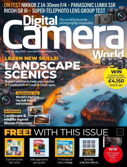 Digital Camera World May 03, 2019 00:00