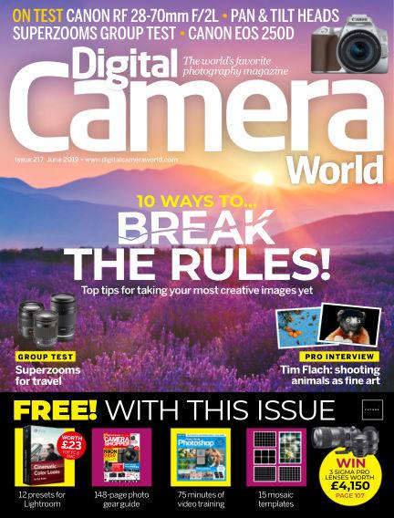 Digital Camera World May 31, 2019 00:00