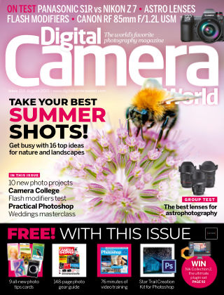 Digital Camera World Aug 2019