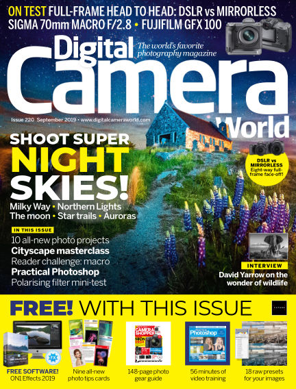 Digital Camera World August 23, 2019 00:00