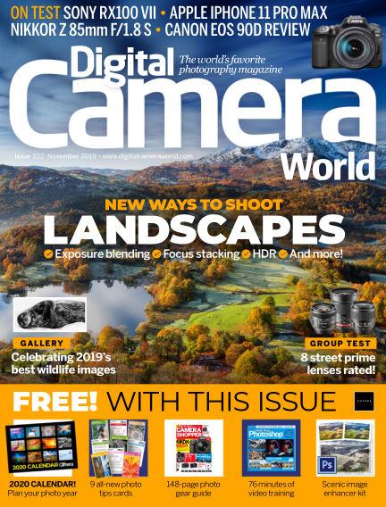 Digital Camera World October 18, 2019 00:00