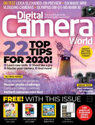 Digital Camera World Jan 2020