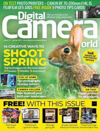 Digital Camera World Spring 2021