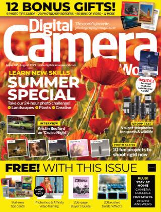 Digital Camera World August