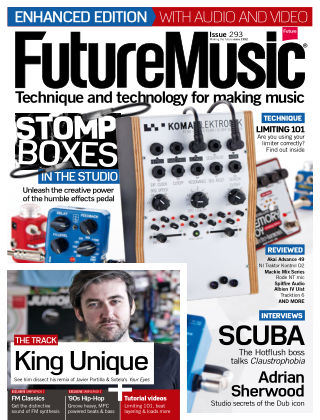 Future Music July 2015