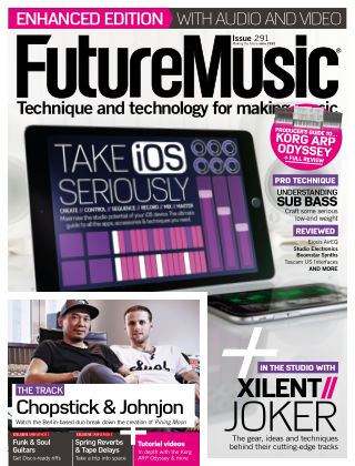 Future Music May 2015