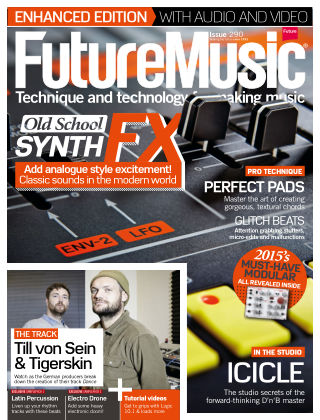 Future Music April 2015