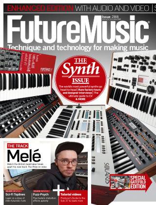 Future Music February 2015