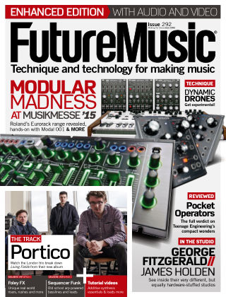 Future Music June 2015