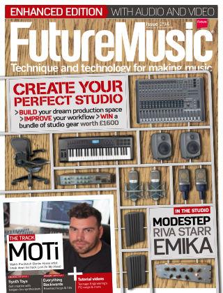 Future Music August 2015