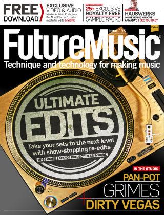 Future Music November 2015