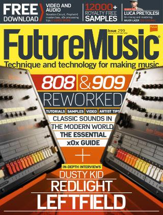 Future Music December 2015