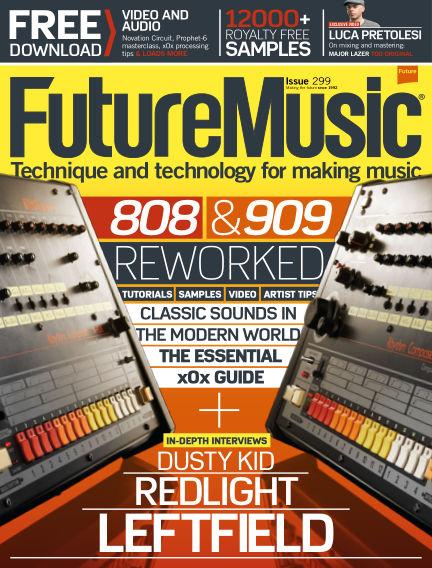 Future Music November 19, 2015 00:00