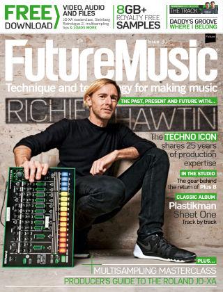 Future Music February 2016
