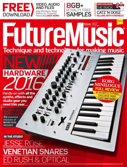 Future Music February 11, 2016 00:00