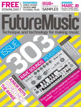 Future Music April 2016