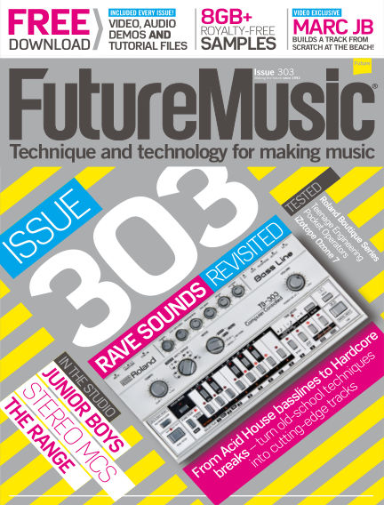 Future Music March 10, 2016 00:00