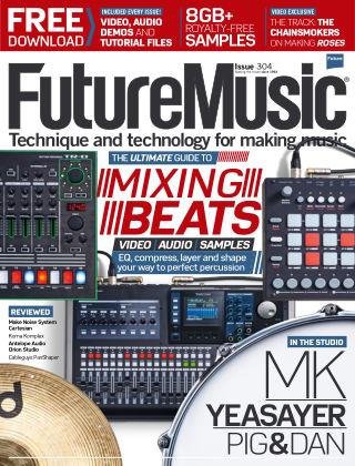 Future Music May 2016