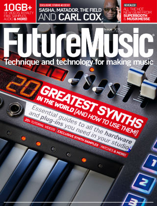 Future Music June 2016