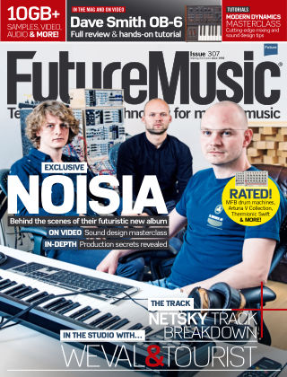 Future Music August 2016