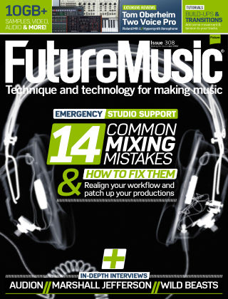 Future Music September 2016