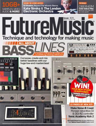 Future Music October 2016