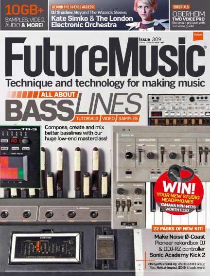 Future Music August 25, 2016 00:00