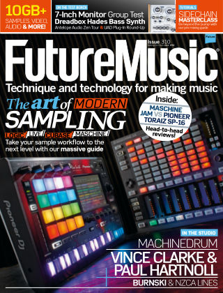 Future Music Autumn 2016