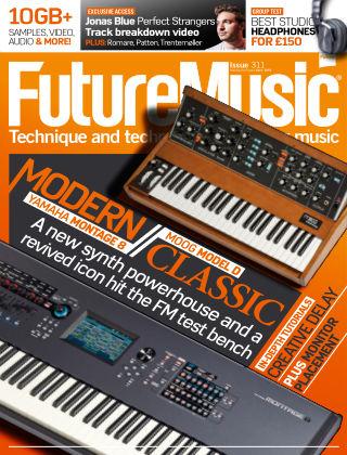 Future Music November 2016