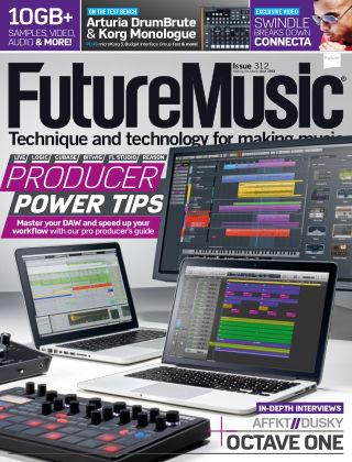 Future Music December 2016