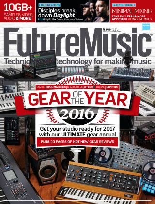 Future Music January 2017