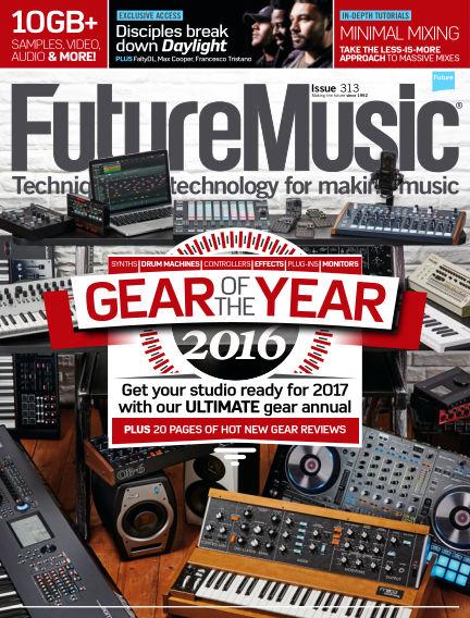 Future Music December 15, 2016 00:00