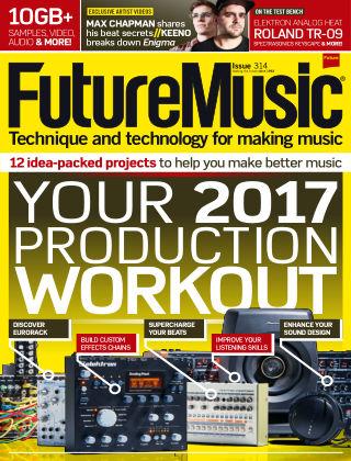 Future Music February 2017