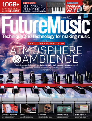 Future Music April 2017