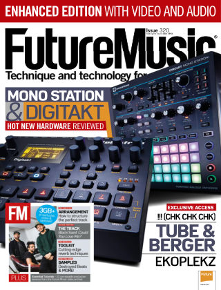 Future Music Aug 2017