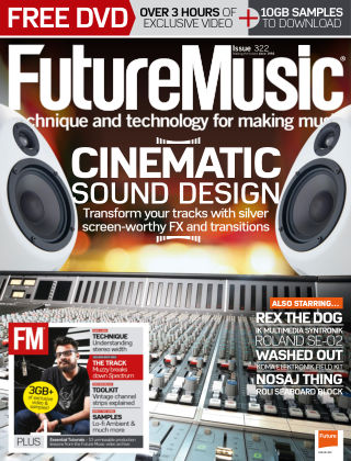 Future Music Oct 2017