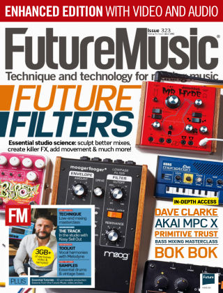 Future Music Autumn 2017