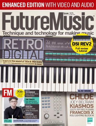 Future Music Issue 325