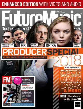 Future Music Issue 327