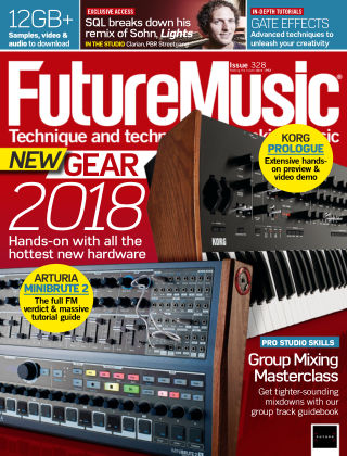 Future Music Issue 328