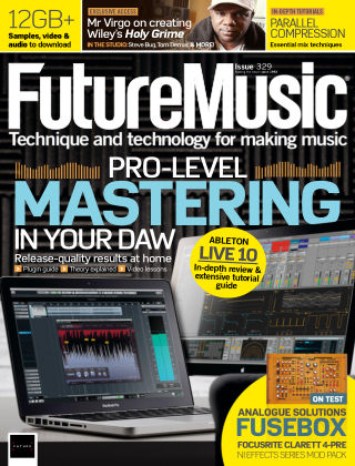 Future Music Issue 329