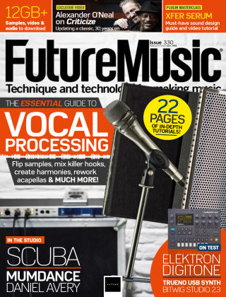 Future Music Issue 330