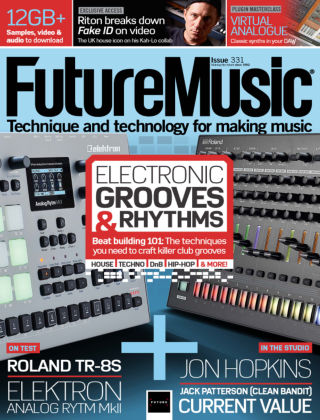 Future Music Issue 331
