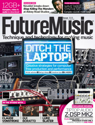 Future Music Issue 333
