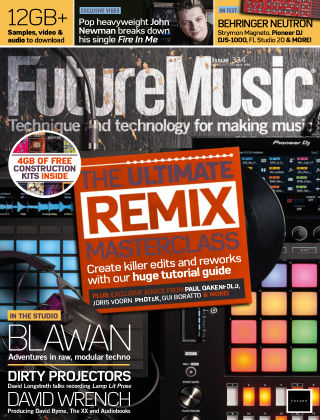 Future Music Issue 334