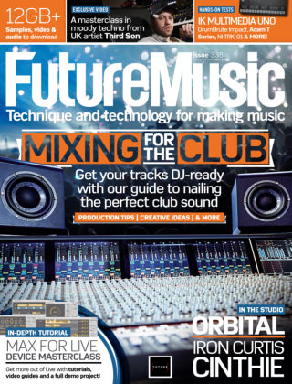 Future Music Issue 335